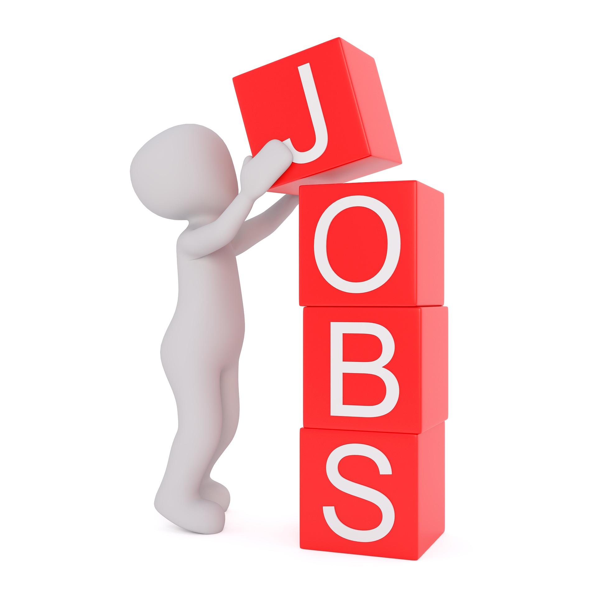 Рассмотрим варианты поиска работы
