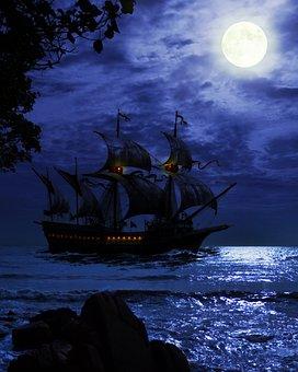Капитан грузового корабля