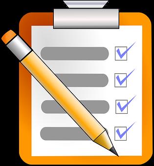 Список востребованных работ