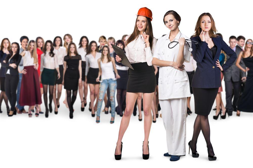 ТОП 10 Высокооплачиваемых профессий в России для женщин